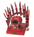 Golden Supreme Rainbow Iron Stove Styling Thermal Sets