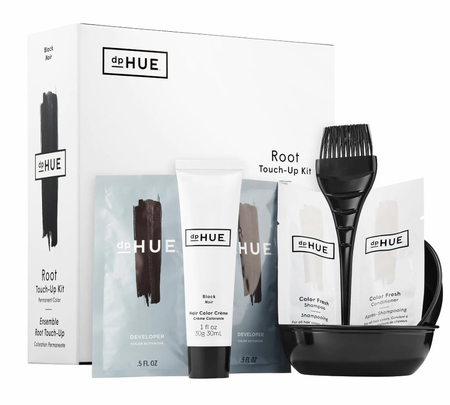 dpHUE Root Touch Up Kit 6.0 Black