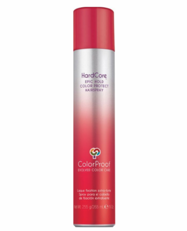 Color Proof Hard Core Epic Hold Color Protect Hair Spray 9 oz