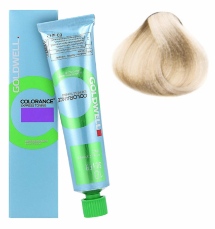 Goldwell Colorance Express Toning Demi Hair Color 9 Silver