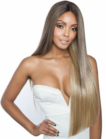 Mane Concept Red Carpet RCV203 Vicky Lace Front Wig Synthetic New