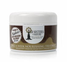 3 Sisters Of Nature Once A Week Nourishing Treatment 8 oz