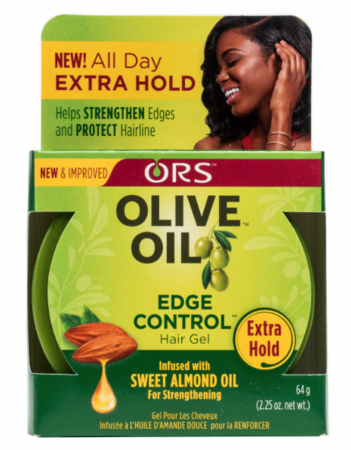 ORS Olive Oil Edge Control Smooth Hold Gel 2.25 oz
