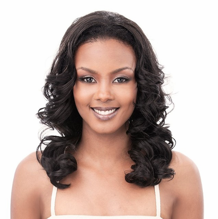 It's a Wig Isabel Half Wig Synthetic