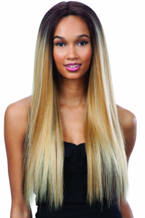Freetress Equal Evlyn Lace Front Wig Synthetic