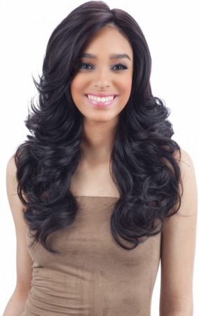 Freetress Equal Tyla Lace Front Wig Synthetic