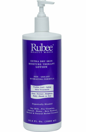 Rubee Beauty Magic Extra Dry Skin Moisture Therapy Lotion 33.8 oz