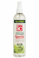 Fantasia IC Aloe Polisher Spritz Hairspray Super Hold 12 oz