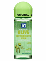 Fantasia IC Hair Polisher Olive Moisturizing Shine Serum 2 oz