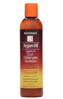 Fantasia IC Argan Oil Leave-In Curl Detangler Conditioner 8 oz