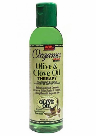 Africa's Best Originals Olive & Clove Oil Therapy 6 oz