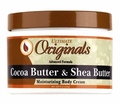 Africa's Best Ultimate Originals Therapy Cocoa Butter & Shea Butter Body Cream 8 oz