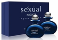 Sexual Nights by Michel Germain For Men 2 Piece Fragrance Gift Set 2018