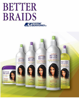 Better Braids Hair Care Products