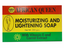 African Queen Moisturizing and Lightening Soap 7 oz
