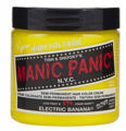 Manic Panic Semi-Permanent Hair Color Cream Electric Banana 4 oz