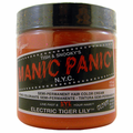 Manic Panic Semi-Permanent Hair Color Cream Tiger Lily 4 oz