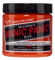 Manic Panic Semi-Permanent Hair Color Cream Psychedelic Sunset 4 oz