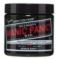 Manic Panic Semi-Permanent Hair Color Cream Venus Envy 4 oz
