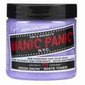 Manic Panic Semi-Permanent Hair Color Cream Virgin Snow 4 oz