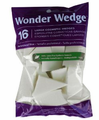 Wonder Wedge Large Cosmetic Wedges 16 Count