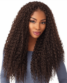 "Sensationnel Lulutress Wet Curly 18"" Braids Synthetic New 2019"