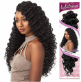 "Sensationnel Lulutress Deep Wave 18"" Braids Synthetic New 2019"