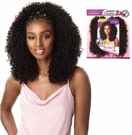 Sensationnel Lulutress 2X Coily 3C Braids Synthetic New 2019