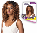 "Sensationnel Lulutress 3X Chunky Twist Out 10"" Braids Synthetic"