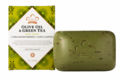 Nubian Heritage Olive Oil & Green Tea Soap with Avocado 5 oz
