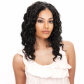 "Sensual Pure Indian Natural Ocean Wave 14"" Human Hair"