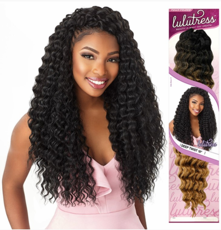 Sensationnel Lulutress Deep Twist 18