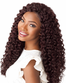 "Sensationnel Lulutress Beach Curl 18"" Braids Synthetic"