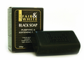 Fair & White Original Black Soap 7 oz / 200 g