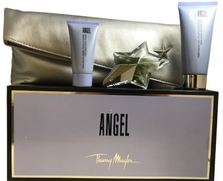 Angel by Thierry Mugler Fragrance for Women 4 Piece Gift Set