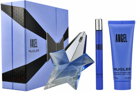 Angel by Thierry Mugler for Women 3 Piece Fragrance Gift Set 2018