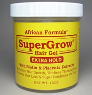Genuine African Formula Hair Products
