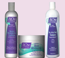 At One With Nature Hair Products