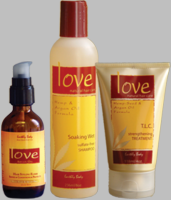 Earthly Body Love Hair Products