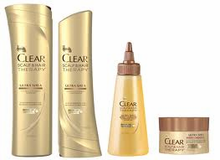 Clear Shea Hair Products
