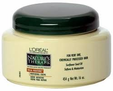 L'Oreal Nature's Therapy Hair Products