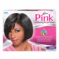 Luster's Pink Conditioning No-Lye Relaxer Kit Super