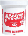 Spanish Sur-Gro Cream Satin Press 8 oz