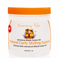 Sunny Isle Jamaican Black Castor Oil Natural Curly Styling Custard 8 oz