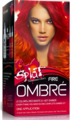 Splat Rebellious Colors Complete Kit Ombre Fire