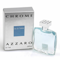 Azzaro Chrome by Azzaro Fragrance for Men Eau de Toilette Spray 3.4 oz