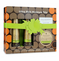 Macadamia Ultra Rich Moisture Trio With Candle