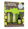 Macadamia Nourishing Moisture Trio With Candle