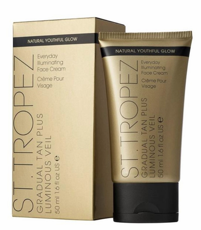 St. Tropez Gradual Tan Plus Luminous Face Veil 1.6 oz