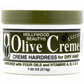 Hollywood Beauty Olive Creme Hairdress 7.5 oz